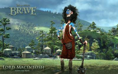 Lord Macintosh - Brave wallpaper