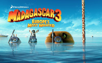 Madagascar 3: Europe's Most Wanted [3] wallpaper 1920x1080 jpg