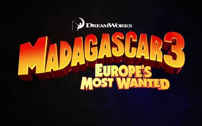 Madagascar 3: Europe's Most Wanted [6] wallpaper