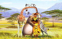 Madagascar 3: Europe's Most Wanted wallpaper 1920x1200 jpg