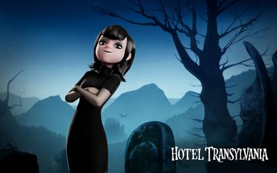 Mavis - Hotel Transylvania wallpaper