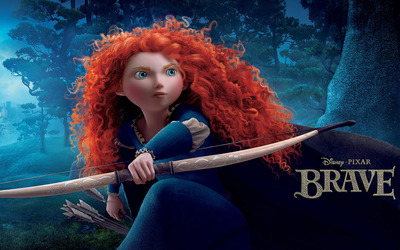 Merida - Brave [2] wallpaper