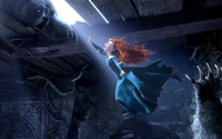 Merida - Brave [4] wallpaper 1920x1200 jpg