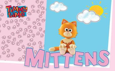 Mittens - Timmy Time wallpaper