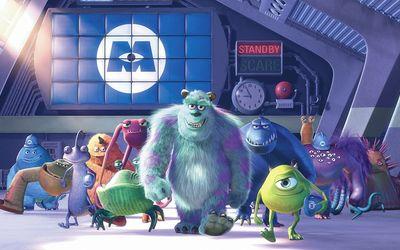 Monsters, Inc. wallpaper