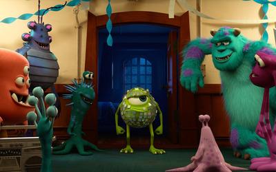 Monsters University [8] wallpaper