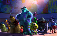 Monsters University [3] wallpaper 1920x1080 jpg