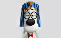 Mr. Peabody - Mr. Peabody & Sherman [3] wallpaper 2560x1440 jpg