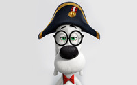 Mr. Peabody - Mr. Peabody & Sherman [2] wallpaper 2560x1440 jpg