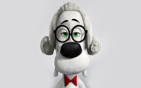 Mr. Peabody - Mr. Peabody & Sherman [5] wallpaper 2560x1440 jpg