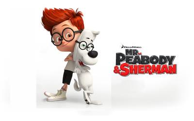 Mr. Peabody & Sherman [3] wallpaper