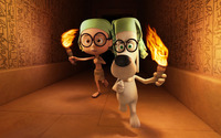 Mr. Peabody & Sherman [8] wallpaper 1920x1080 jpg