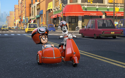 Mr. Peabody & Sherman [4] wallpaper
