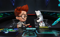 Mr. Peabody & Sherman [7] wallpaper 2560x1440 jpg