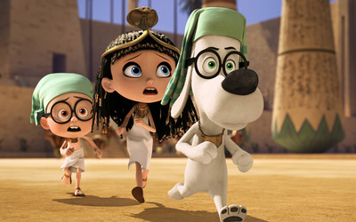 Mr. Peabody & Sherman [6] wallpaper