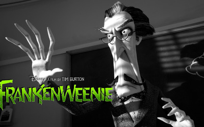 Mr. Rzykruski - Frankenweenie wallpaper