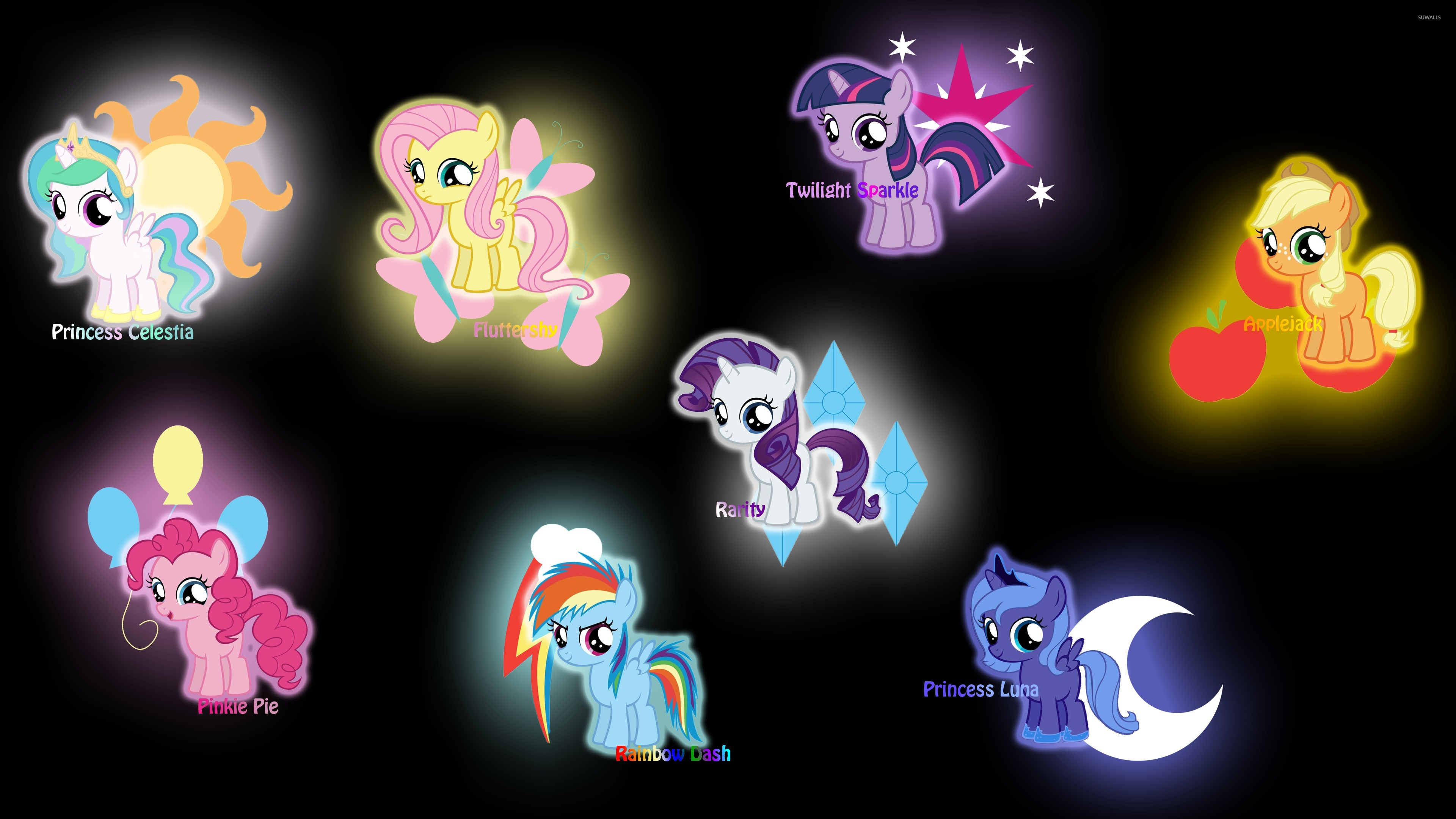 My Little Pony Wallpaper Cartoon Wallpapers 28010