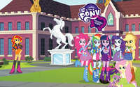 My Little Pony Equestria Girls [2] wallpaper 2560x1600 jpg