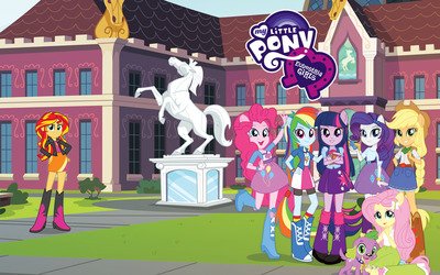 My Little Pony Equestria Girls [2] wallpaper