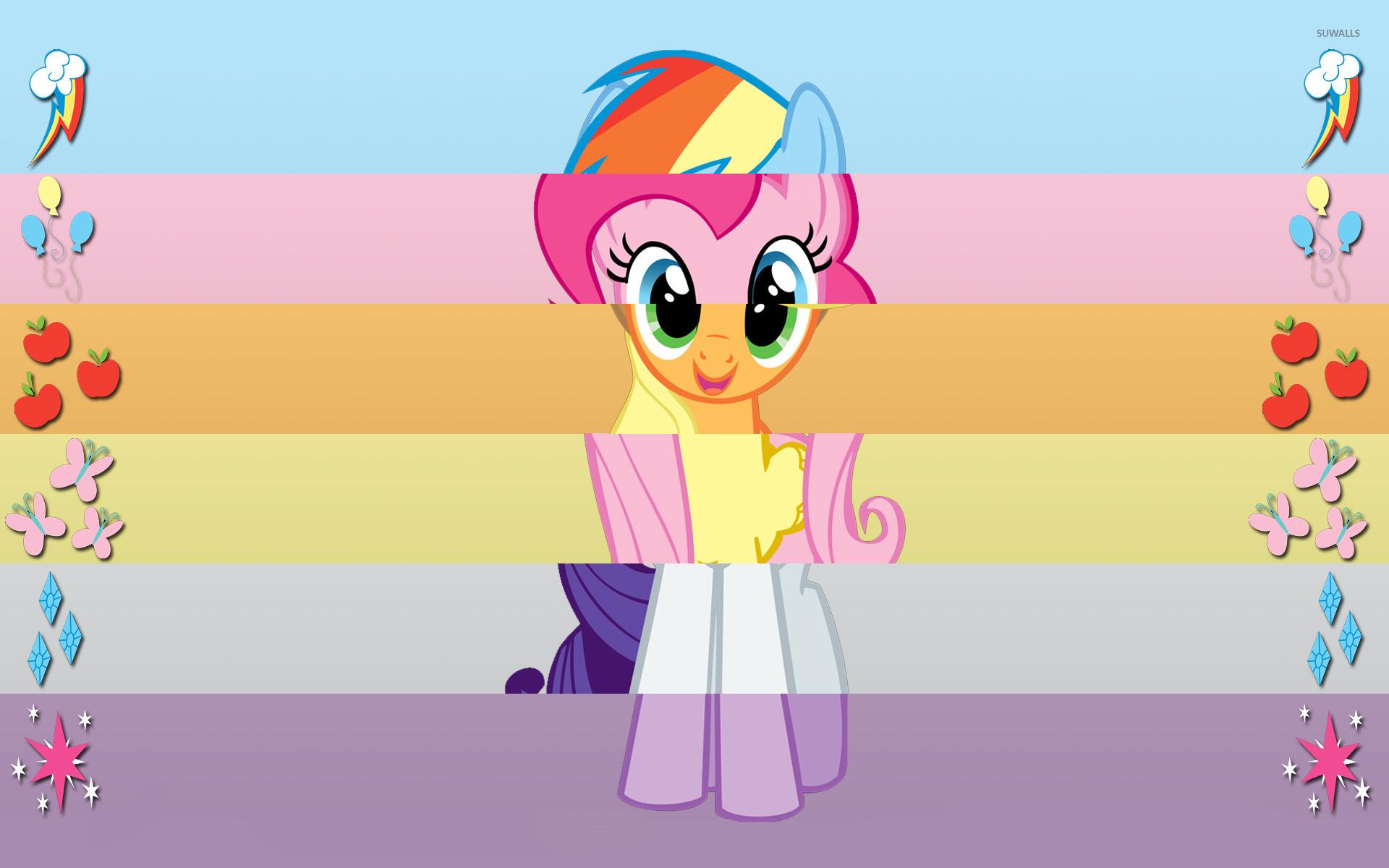 My Little Pony Friendship Is Magic 11 Wallpaper Cartoon