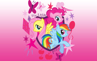 My Little Pony Friendship is Magic [4] wallpaper 1920x1200 jpg