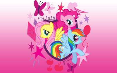 My Little Pony Friendship is Magic [4] wallpaper