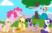 My Little Pony Friendship is Magic [8] wallpaper 1920x1080 jpg