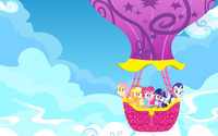 My Little Pony Friendship is Magic [9] wallpaper 2560x1600 jpg