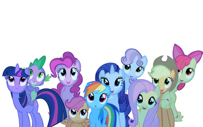 My Little Pony Friendship is Magic [3] wallpaper