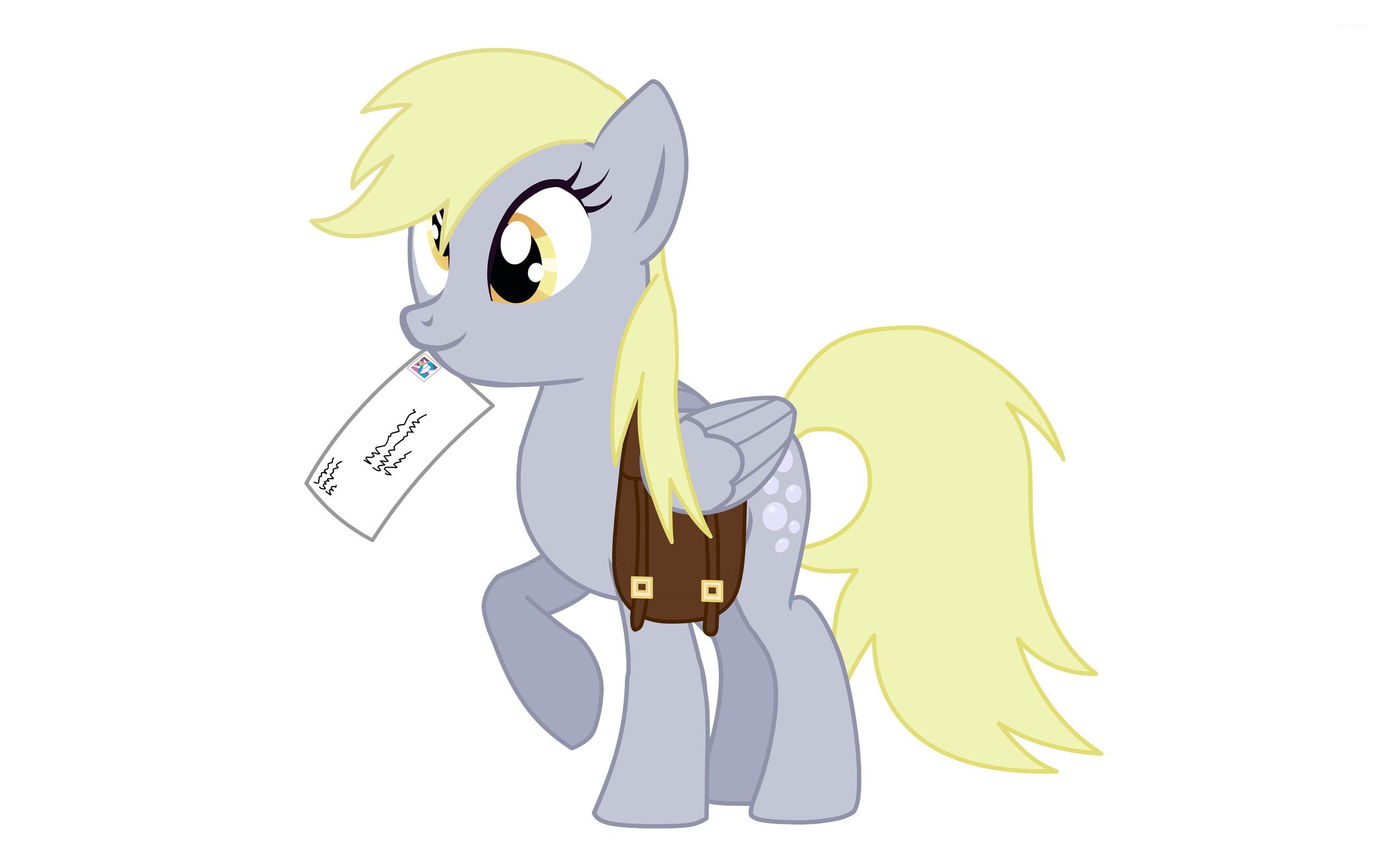 Derpy Hooves My Little Pony Friendship Is Magic Wallpaper