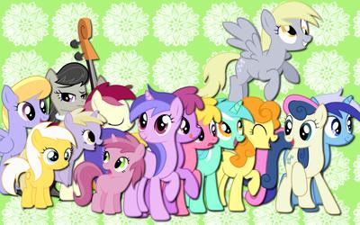 My Little Pony Friendship is Magic [10] wallpaper