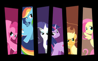 My Little Pony Friendship is Magic [7] wallpaper 2560x1600 jpg