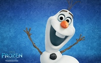 Olaf - Frozen [2] wallpaper 2560x1600 jpg