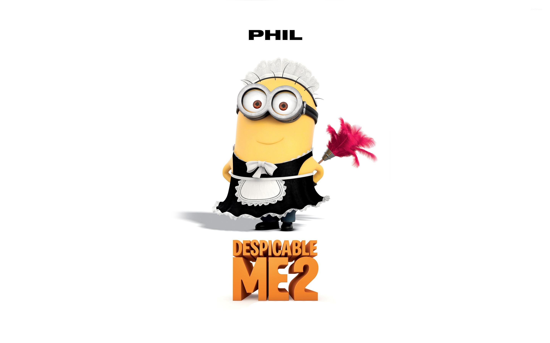 Phil - Despicable Me 2 wallpaper - Cartoon wallpapers - #22639