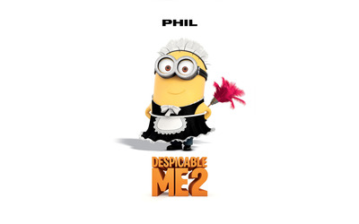 Phil - Despicable Me 2 wallpaper