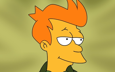 Philip J. Fry - Futurama [2] wallpaper