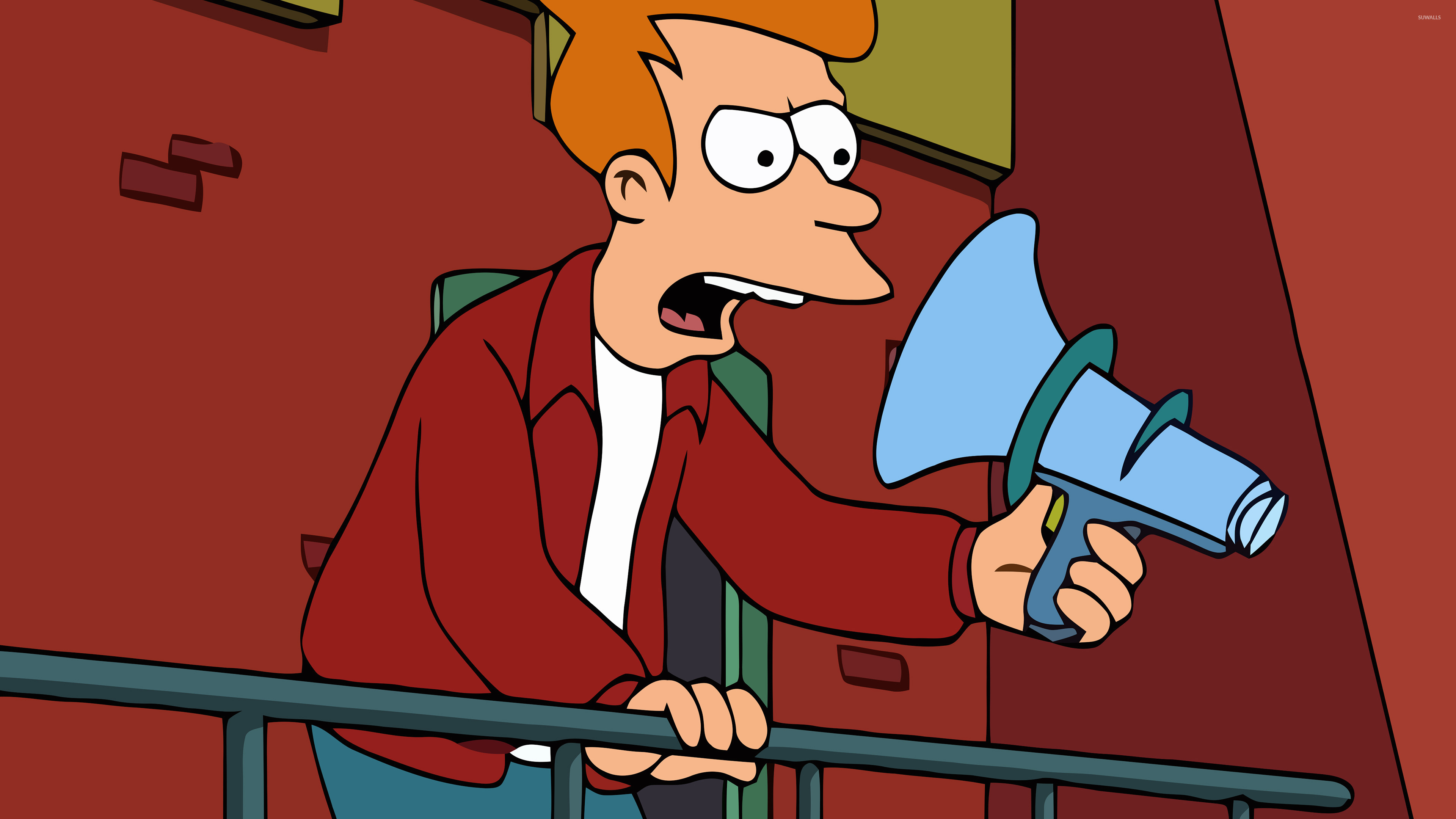 Philip J. Fry – Futurama wallpaper