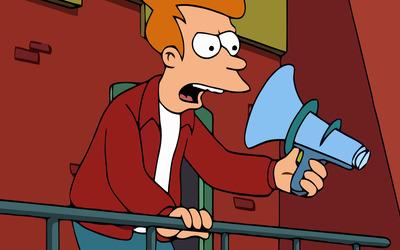 Philip J. Fry – Futurama wallpaper