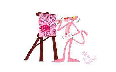 Pink Panther wallpaper