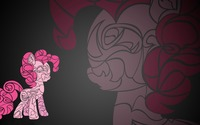 Pinkie Pie art - My Little Pony wallpaper 1920x1080 jpg