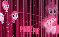 Pinkie Pie different poses - My Little Pony wallpaper 1920x1080 jpg