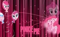Pinkie Pie different poses - My Little Pony wallpaper 1920x1080 jpg