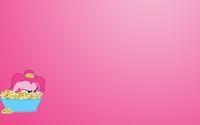 Pinkie Pie in a bowl - My Little Pony wallpaper 1920x1080 jpg