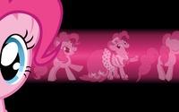 Pinkie Pie in a princess dress - My Little Pony wallpaper 1920x1080 jpg