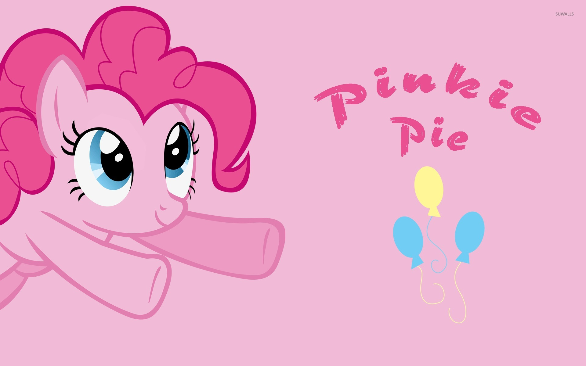 Pinkie Pie My Little Pony 2 Wallpaper Cartoon Wallpapers