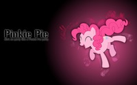 Pinkie Pie party - My Little Pony wallpaper 1920x1080 jpg