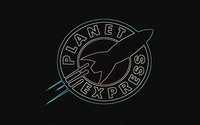 Planet Express wallpaper 1920x1080 jpg