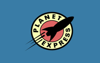 Planet Express [2] wallpaper 1920x1200 jpg