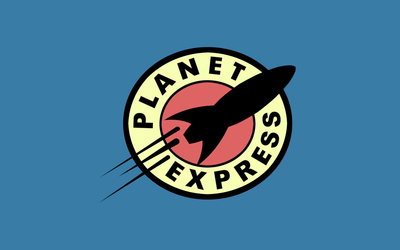 Planet Express [2] wallpaper