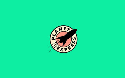Planet Express - Futurama wallpaper